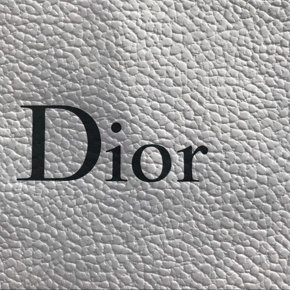 Set of 3 shopping bags Dior + Kilian